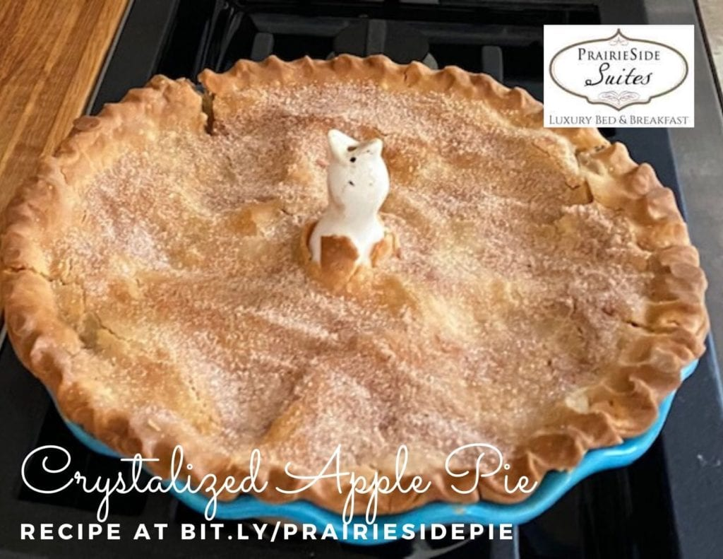 Apple Pie at Prairieside Suites