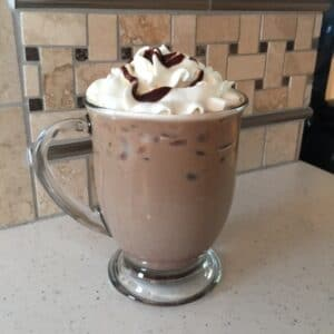 Iced Mocha is another option!