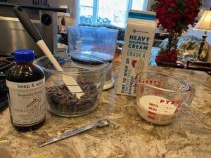 Truffle Ingredients & Tools